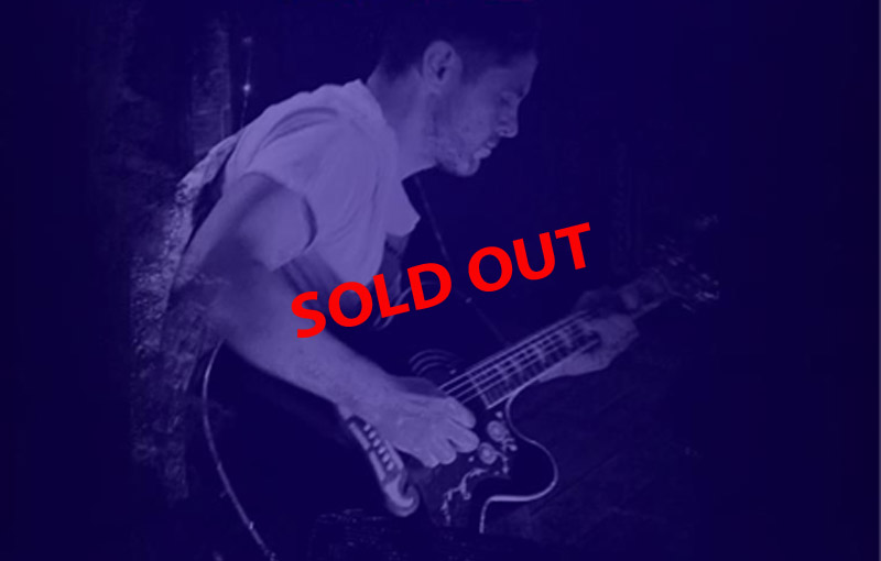 1 May – Live Music in the Teepee with Sion Whiley – SOLD OUT