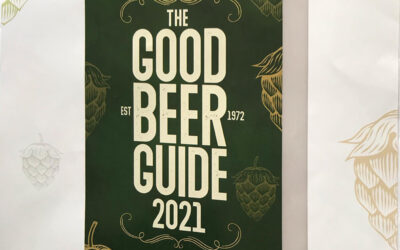 Good Pub Guide 2021 – We made it!