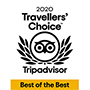 Trip Advisor, Travellors' Choice Award, Best of the Best