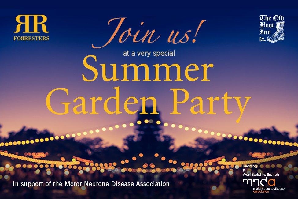 A Very Special Garden Party